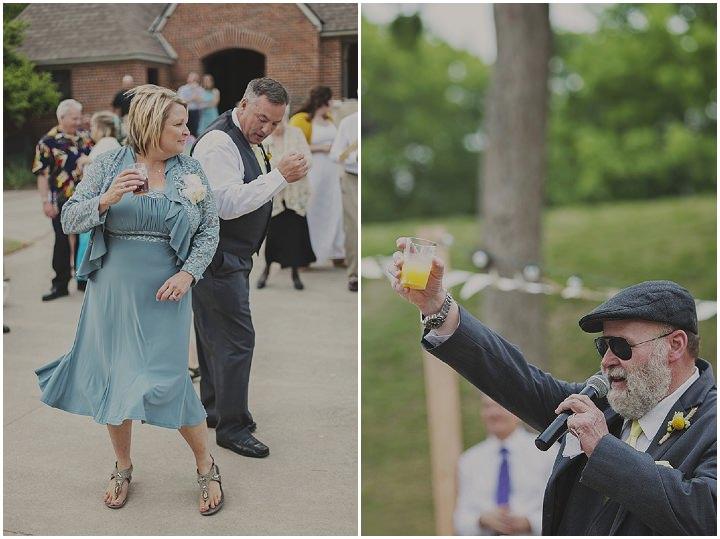 41 Texan Beer Festival Wedding. By Rachael Lindsy