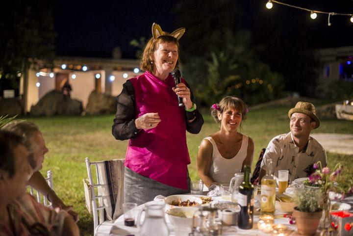 42 Ana & Prindy's Eccentric, Colourful, Ibiza Wedding. By Gypsy Westwood