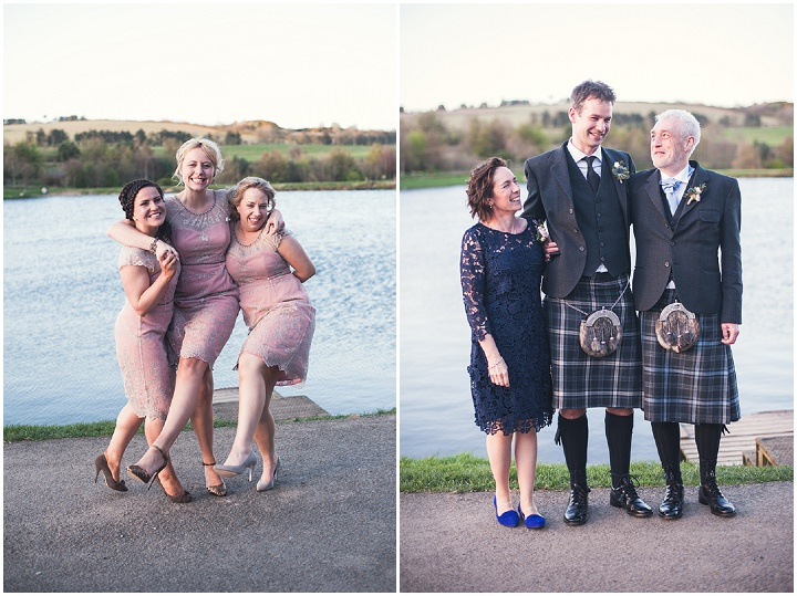 42 Lacy, Floral Dundee Wedding. By Green Wedding Photography