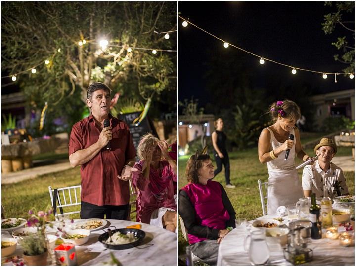 43 Ana & Prindy's Eccentric, Colourful, Ibiza Wedding. By Gypsy Westwood