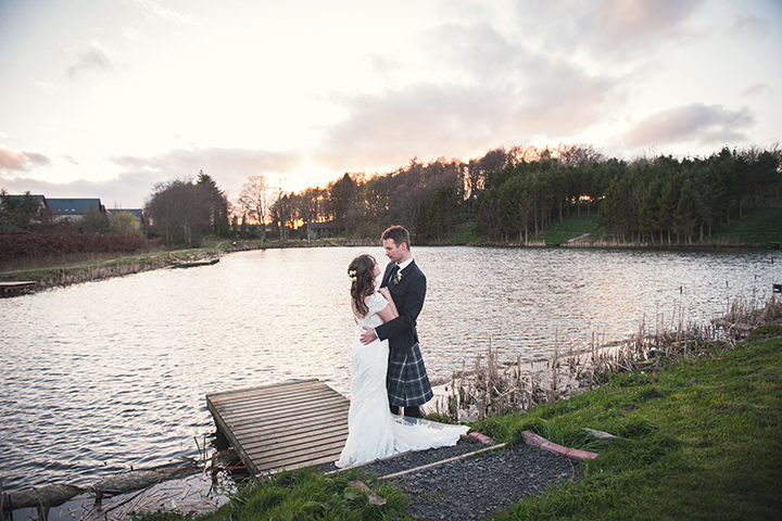 43 Lacy, Floral Dundee Wedding. By Green Wedding Photography