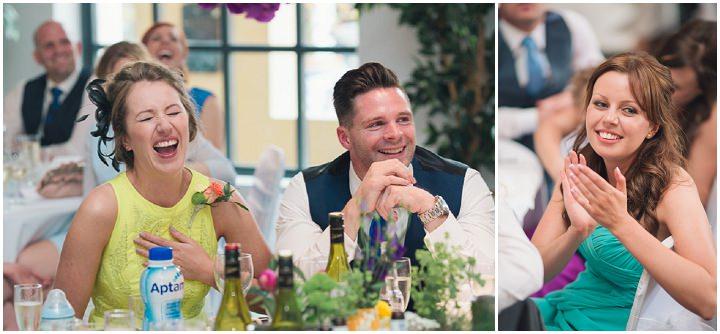 44 Danielle & Andy's Vibrant, Urban Wedding. By Murray Clarke