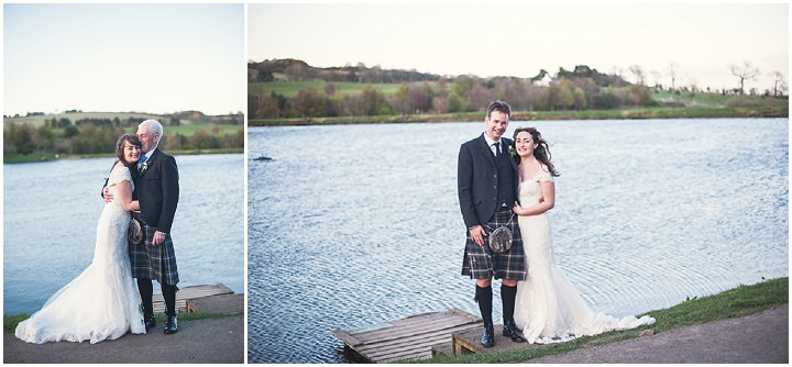 44 Lacy, Floral Dundee Wedding. By Green Wedding Photography