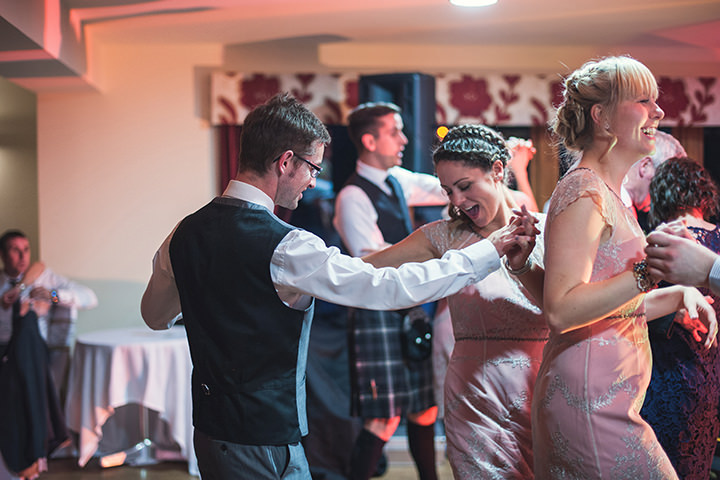 45 Lacy, Floral Dundee Wedding. By Green Wedding Photography