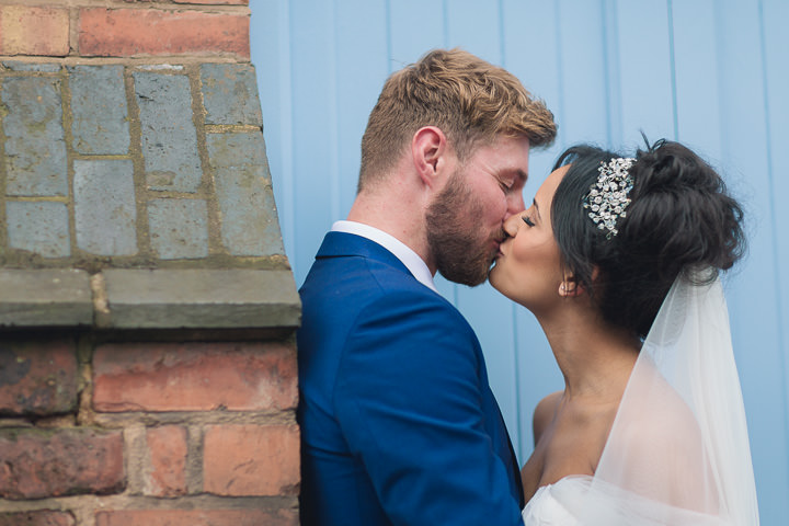 46 Danielle & Andy's Vibrant, Urban Wedding. By Murray Clarke