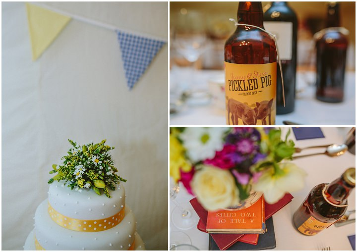 46 Jenny & Steve's Vintage Inspired Brewery Wedding. By James and Lianne.