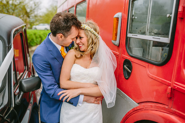 48 Jenny & Steve's Vintage Inspired Brewery Wedding. By James and Lianne.