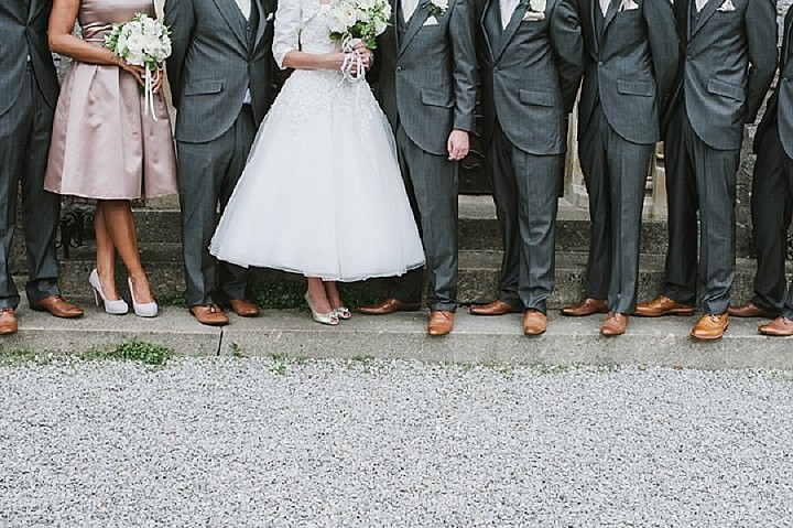 5 Kimberley-Jane & Ben's Gold and Ivory, Train-inspired Wedding. By Jacqui McSweeney