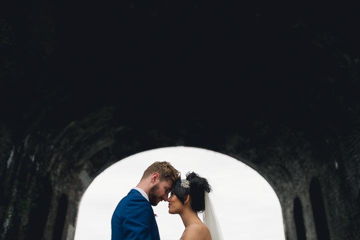 50 Danielle & Andy's Vibrant, Urban Wedding. By Murray Clarke