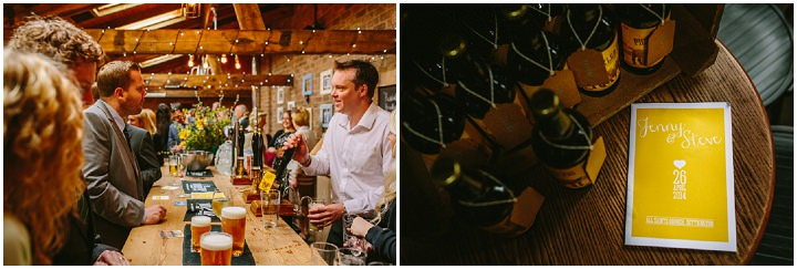 53 Jenny & Steve's Vintage Inspired Brewery Wedding. By James and Lianne.