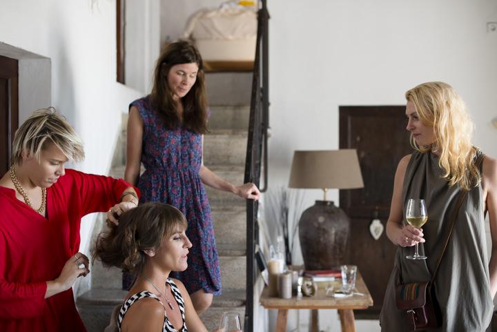 6 Ana & Prindy's Eccentric, Colourful, Ibiza Wedding. By Gypsy Westwood