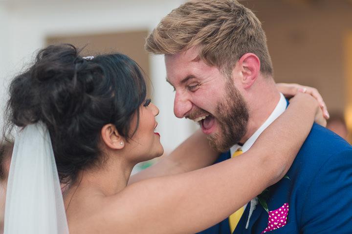69 Danielle & Andy's Vibrant, Urban Wedding. By Murray Clarke