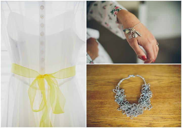 7 Daffodil Filled Wedding By Red on Blonde Photography