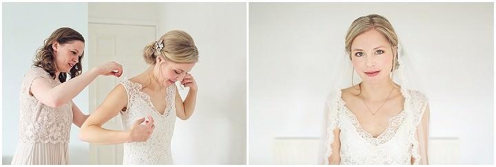 7 Katrine & Steven's Rustic Spring Wedding. By Jo Hastings.