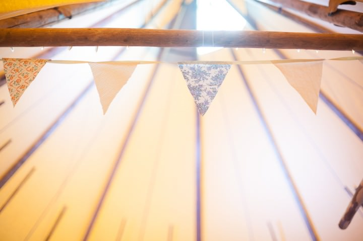7 Nicola & Harry's Vintage Tipi Wedding. By SDS Photography