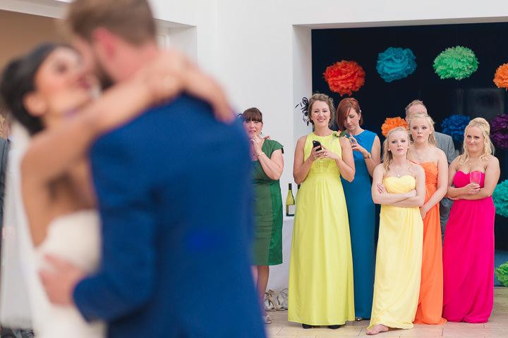 70 Danielle & Andy's Vibrant, Urban Wedding. By Murray Clarke