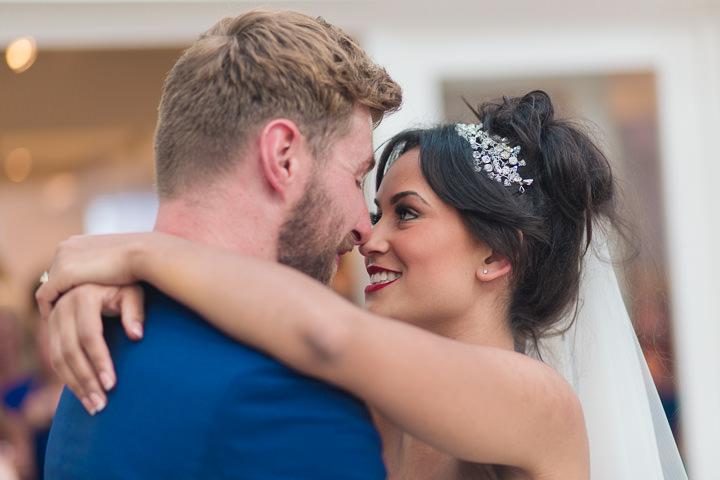 71 Danielle & Andy's Vibrant, Urban Wedding. By Murray Clarke