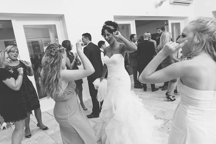 73 Danielle & Andy's Vibrant, Urban Wedding. By Murray Clarke