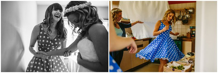 8 Jenny & Steve's Vintage Inspired Brewery Wedding. By James and Lianne.