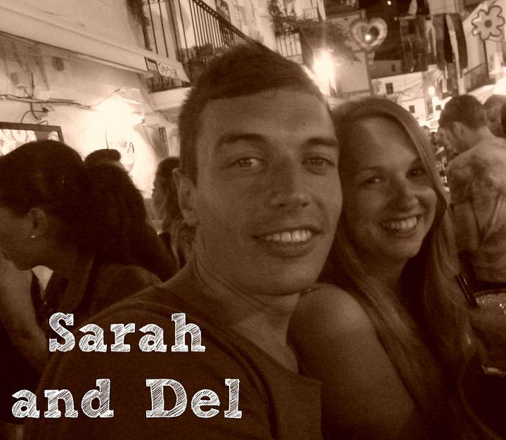 Sarah & Del Ibiza