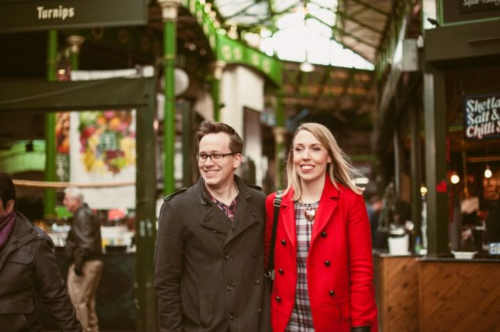 a13 London Borough Market Engagement Shoot. By Laura Babb