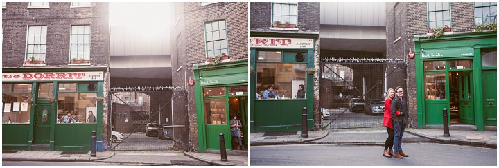 a4 London Borough Market Engagement Shoot. By Laura Babb