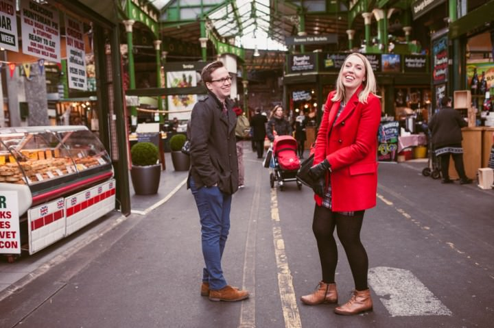 a5 London Borough Market Engagement Shoot. By Laura Babb