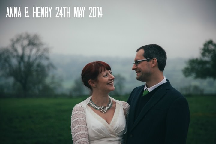 1 Anna & Henry's Handmade Vintage Wedding. By Kev Elkins