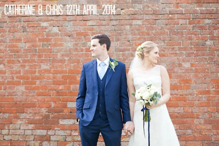 1 Catherine & Chris' Travel Inspired Cotswold Wedding. By Natasha Cadman