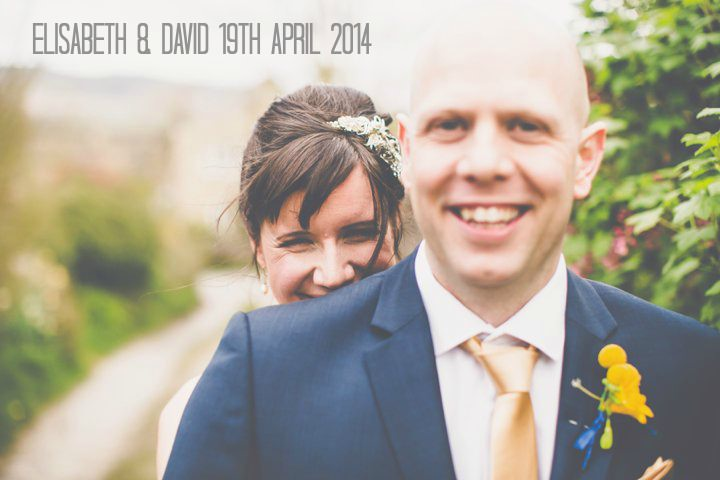 1 Elisabeth & David's Relaxed North Yorkshire Wedding. By James Melia