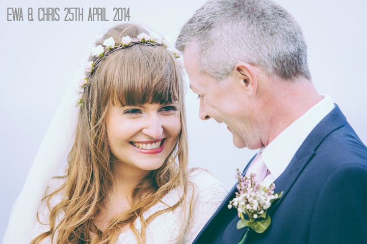 1 Ewa & Chris' Intimate Vintage Welsh Wedding. By John Wellings