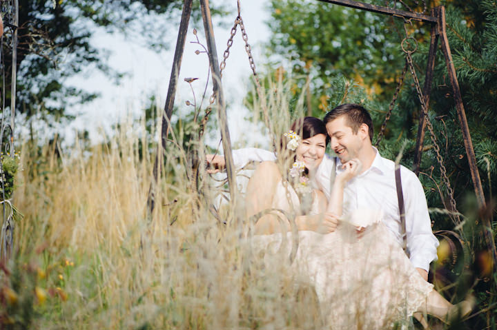 1 Intimate Austrian Wedding Inspiration. A Styled Shoot