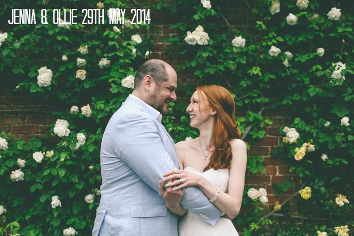 1 Jenna & Ollie's Relaxed, Vintage Wedding. By Emma Boileau