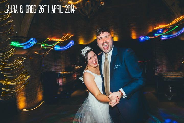 1 Laura & Greg's Peaches and Cream Barn Wedding. By Nicola Thompson