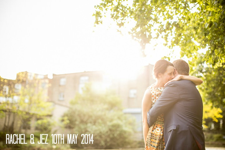 1 Rachel & Jez's Gold and White Camden Wedding. By Matt Parry