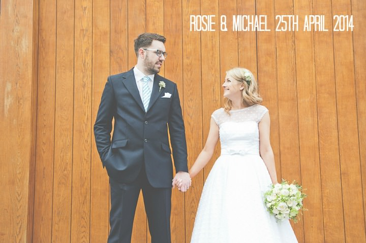 1 Rosie & Michael's Natural, Spring Liverpool Wedding. By Lisa Howard