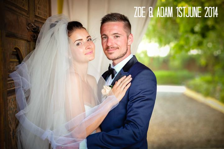 1 Zoe & Adam's Relaxed Moroccan Wedding. By Andrew Billington