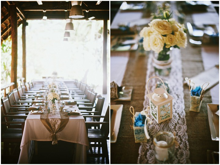 Rustic Candlelit Beach Wedding By Red Sheep Cinema