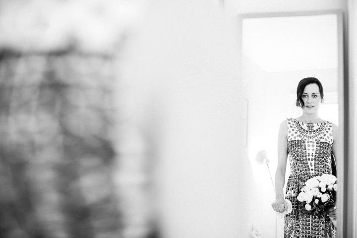 12 Rachel & Jez's Gold and White Camden Wedding. By Matt Parry