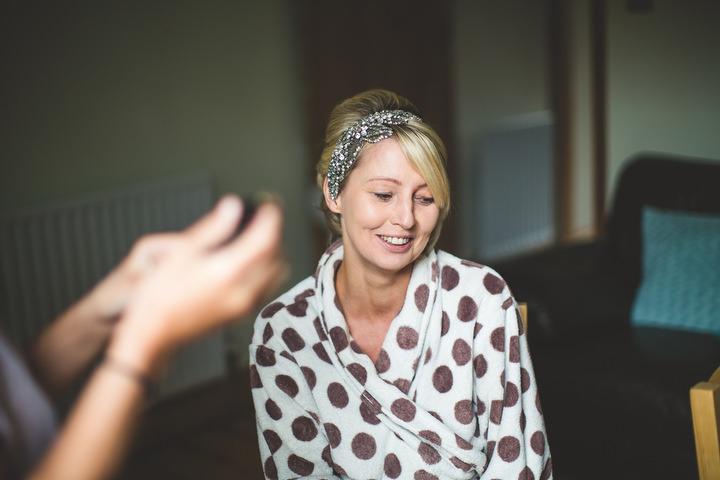 14 Fiona & John's Candlelit Sheffield Wedding. By S6 Photography
