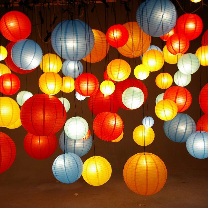 14 Hanging Lantern company