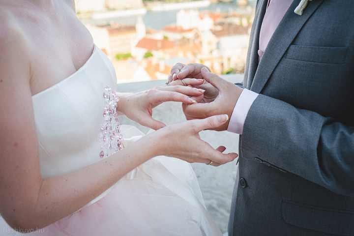 14 Two People One LIfe - Romantic Castle Wedding in Hungary