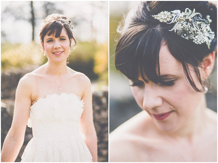 15 Elisabeth & David's Relaxed North Yorkshire Wedding. By James Melia
