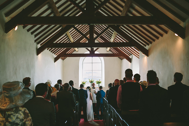 15 Iola & Rhys' Rustic, Yellow Themed Wedding. By Tony Fanning
