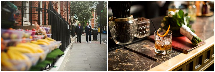 15 Rachel & Jez's Gold and White Camden Wedding. By Matt Parry