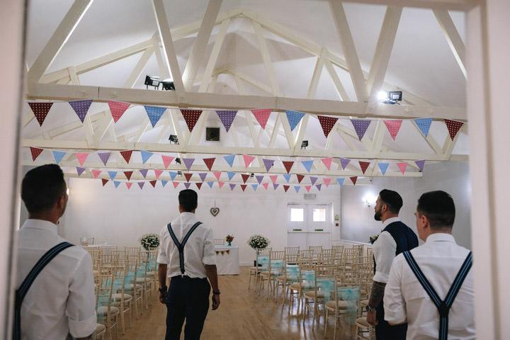 16 Beth & Tom's Rockabilly Barn Wedding. By Tino & Pip