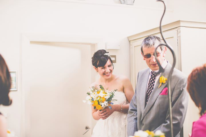 16 Elisabeth & David's Relaxed North Yorkshire Wedding. By James Melia