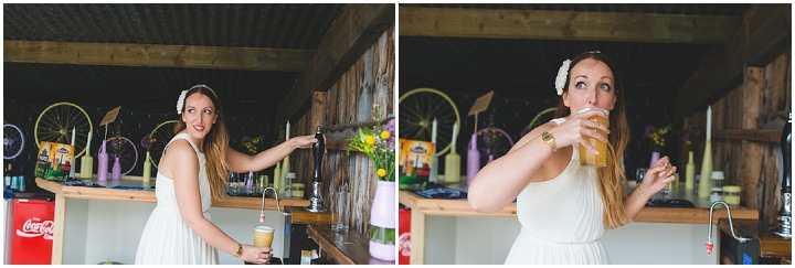 17 Carrie & Simon's Humanist Tipi Wedding. By Becky Ryan Photography