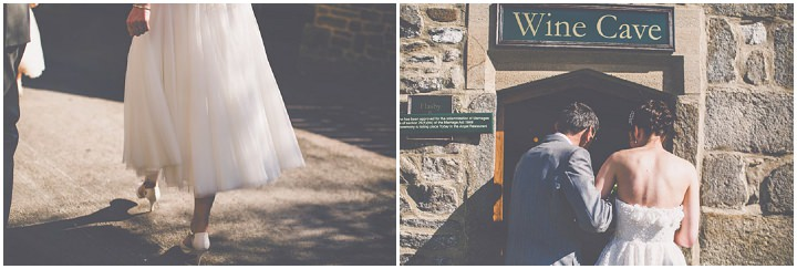18 Elisabeth & David's Relaxed North Yorkshire Wedding. By James Melia