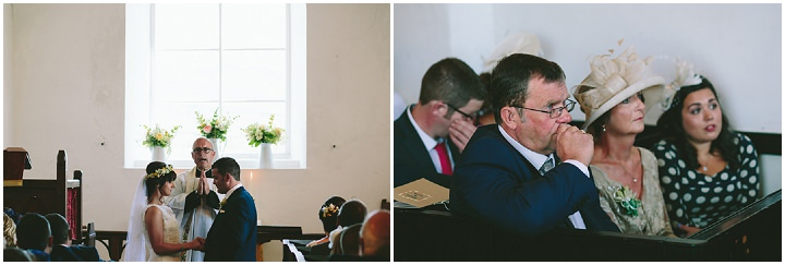 19 Iola & Rhys' Rustic, Yellow Themed Wedding. By Tony Fanning